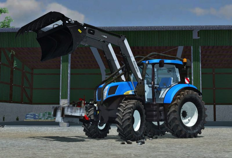 New Holland T7050 Forest