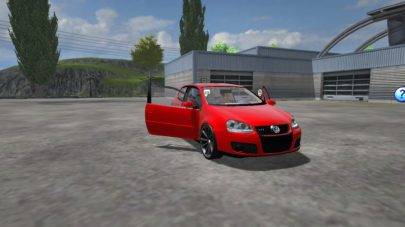 VW Golf Typ1k GTI V 1.0