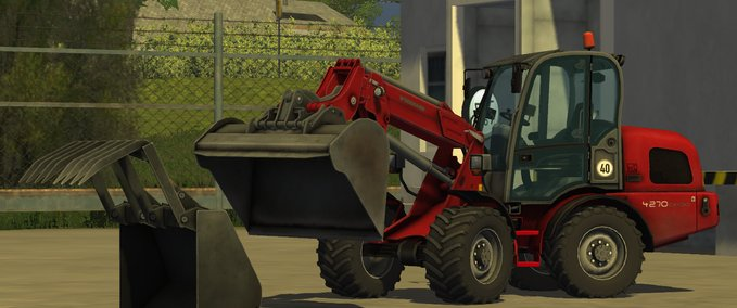 Weidemann 4270 CX100 T v 2.0 MR