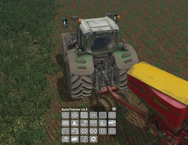 FS15 AutoTractor v2.5
