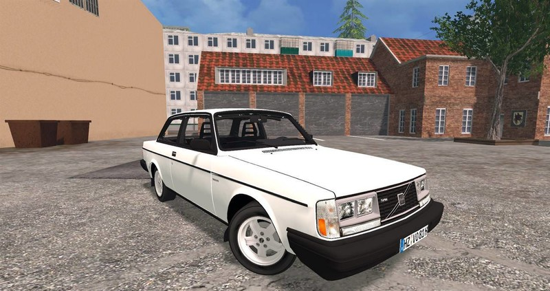 FS15 Volvo 242 Turbo1