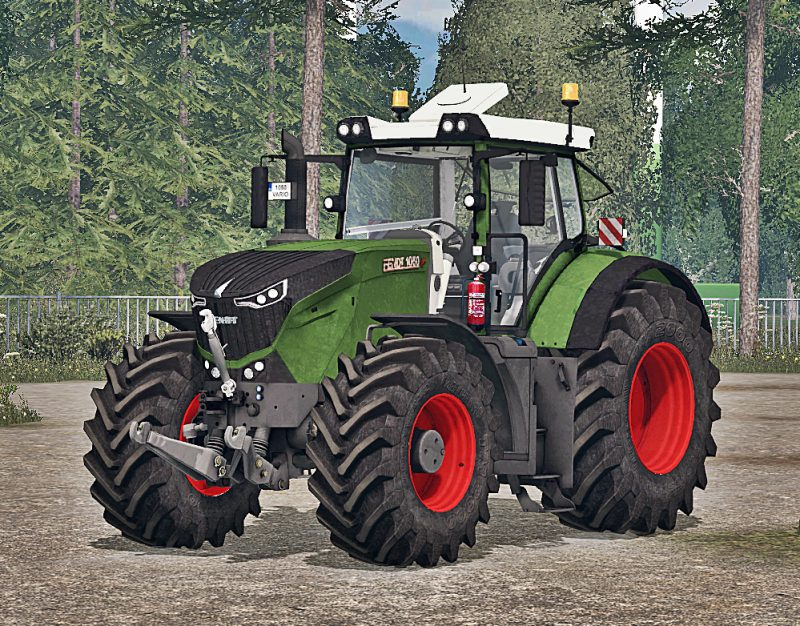 FS15 Fendt 1050 Vario Washable v3
