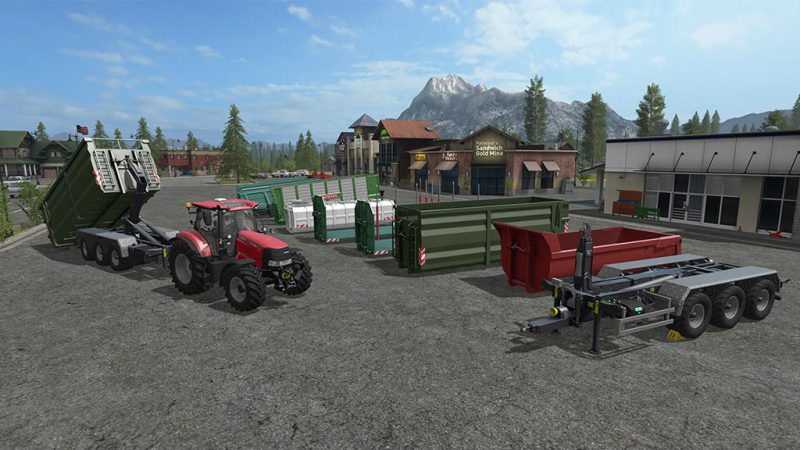 FS 17 DLC IT Runner