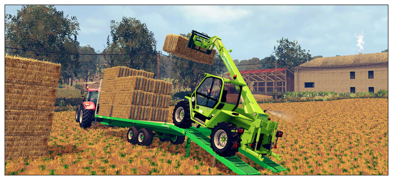 FS15 Joskin Wago Lader 8m and 10m v1.1