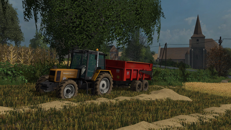 FS17 Demarest 13t