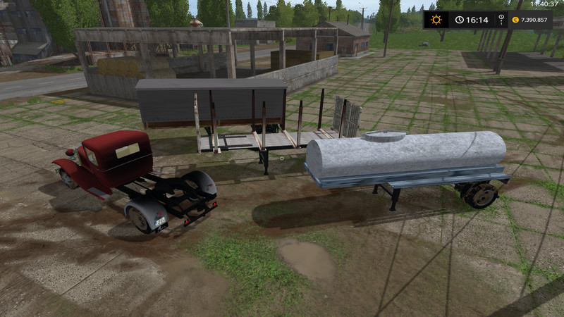 FS17 Ford AAA SZM Pack