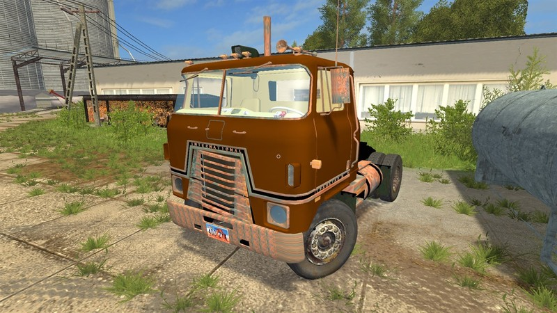 FS17 International Transtar II v1.2
