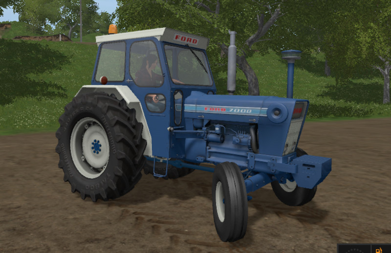 FS17 Ford Forces 7000
