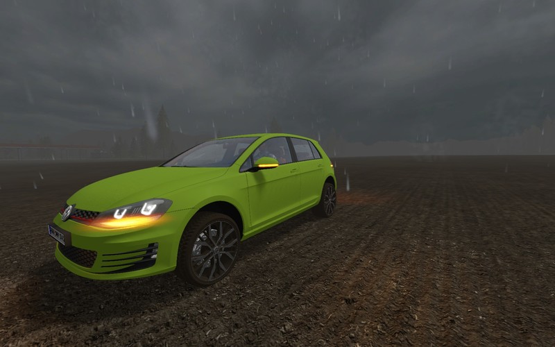 FS17 VW Golf 7