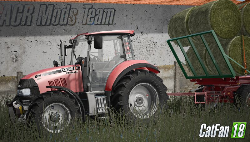 FS17 Case Farmall 105u