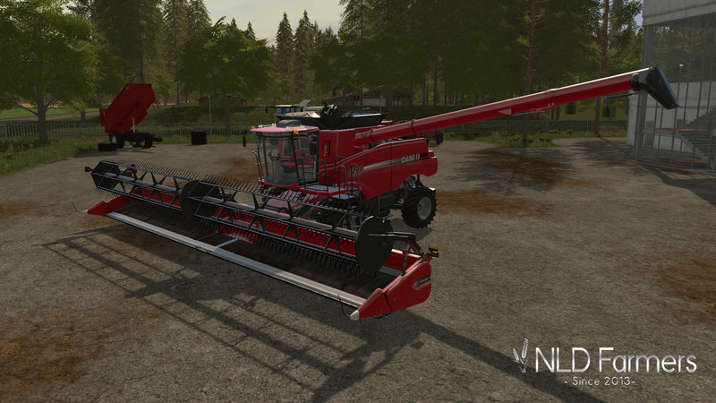 FS17 Case IH230 Axial Flow 9230 Combine Pack v1.3