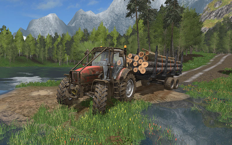 FS17 Same Fortis Forestry Edition v1.0.0.1