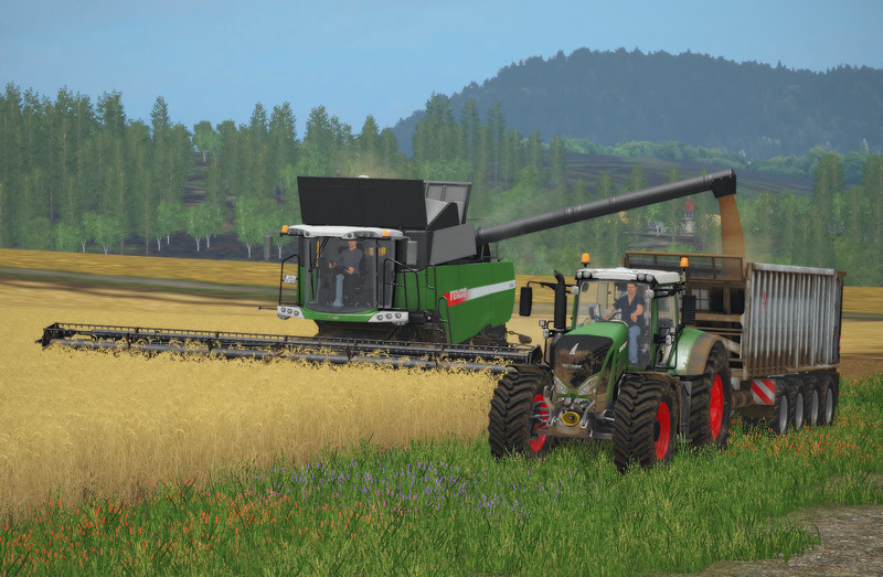 FS17 Fendt 9490 X Series Final