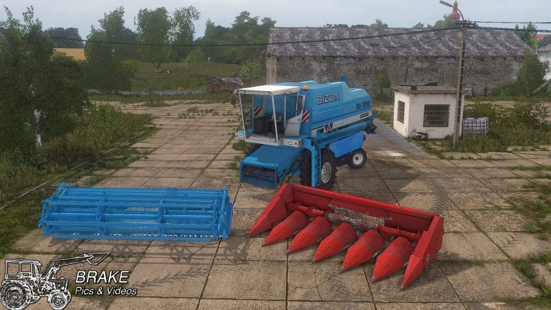 FS17 Bizon 5110 BS