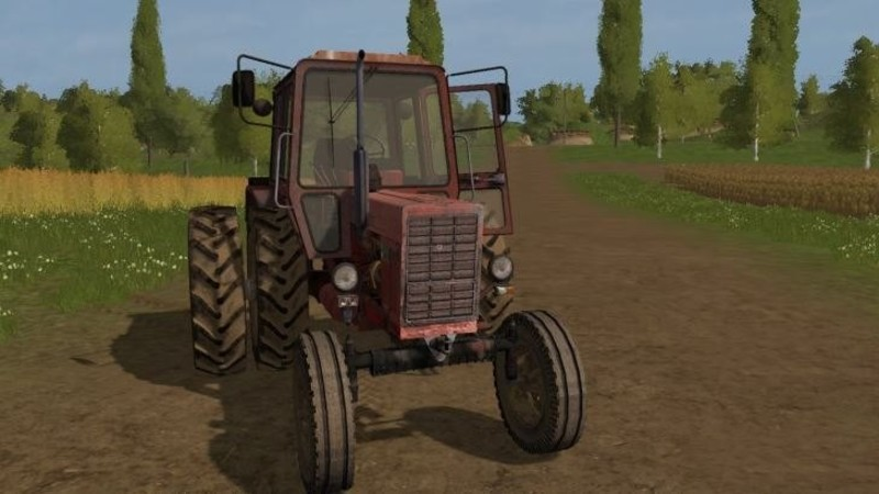 FS17 MTZ-80 Red