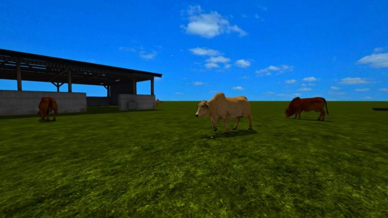 FS17 ADVANCED ANIMALS
