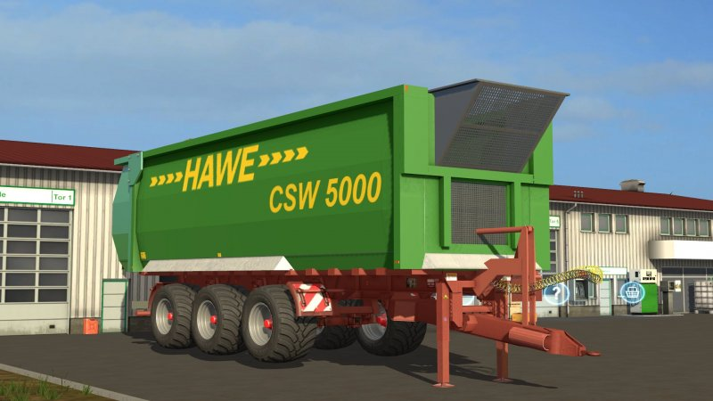 FS17 HAWE CSW 5000