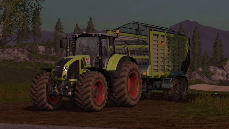 FS17 CLAAS AXION 900 V1.2