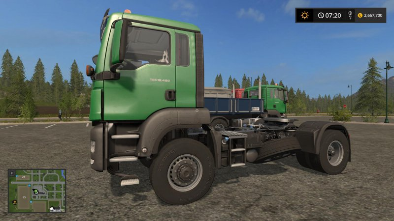 FS17 MAN AGROTRUCK PACK DH