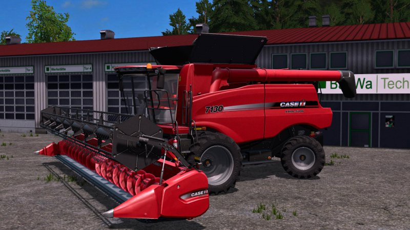 FS17 CASE IH AXIAL-FLOW X130 SERIES