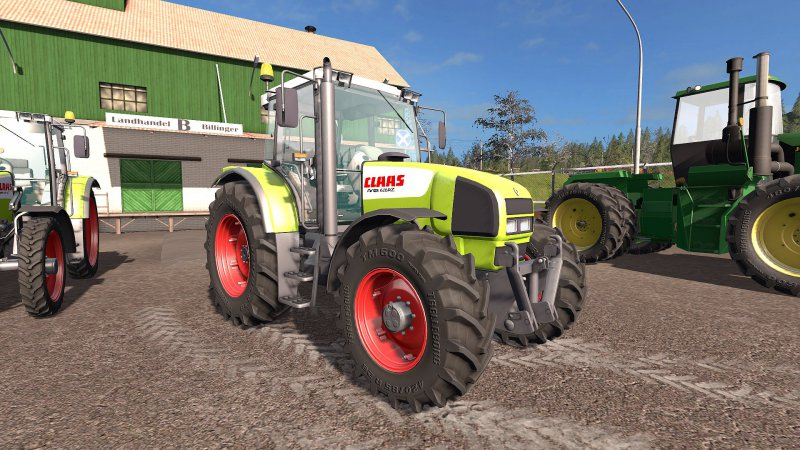 FS17 CLAAS ARES 616 RZ