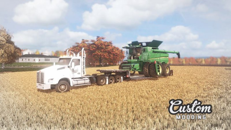 FS17 JOHN DEERE S600 US VERSION MODEL 2012