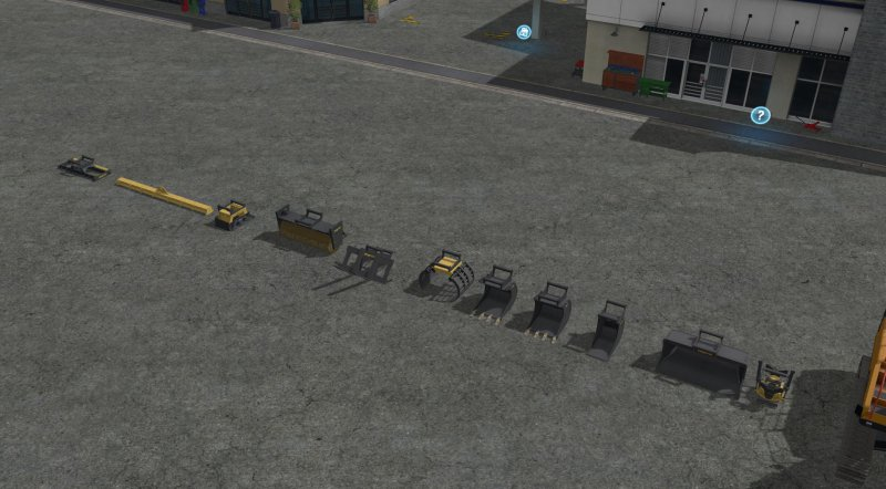 FS17 PACK ENGCON
