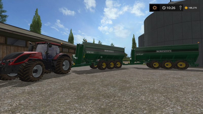 FS17 Bergmann GTW by Stevie