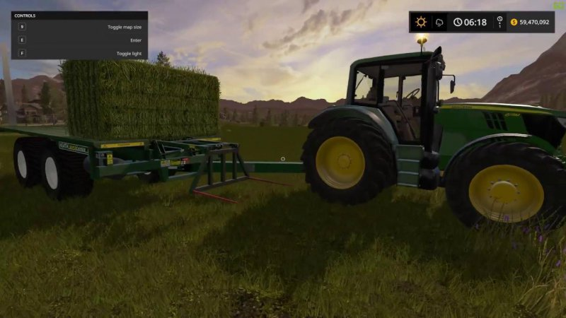 FS17 EXTREME BALING PACK
