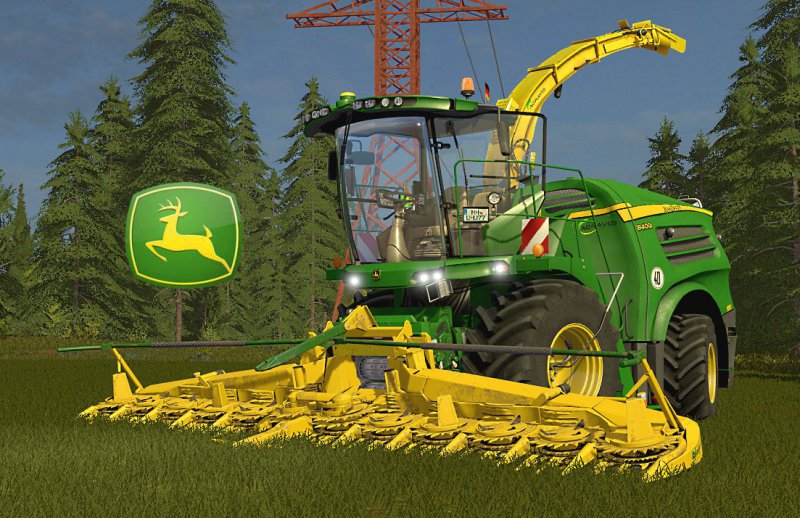 FS17 JOHN DEERE 8000 SERIES V4.0 FINAL