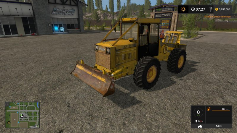 FS17 LKT 81 Turbo Beta