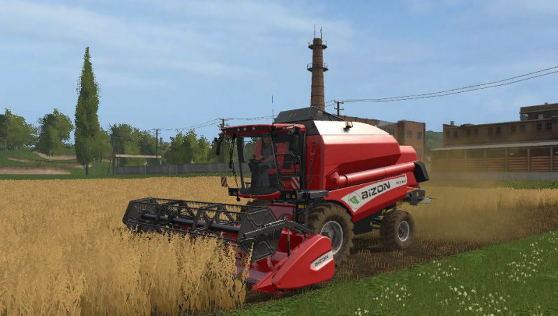 FS17 New Holland Bizon TC