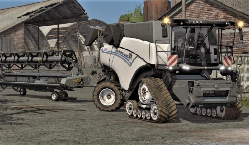 FS17 NEW HOLLAND CR 1090 PACK