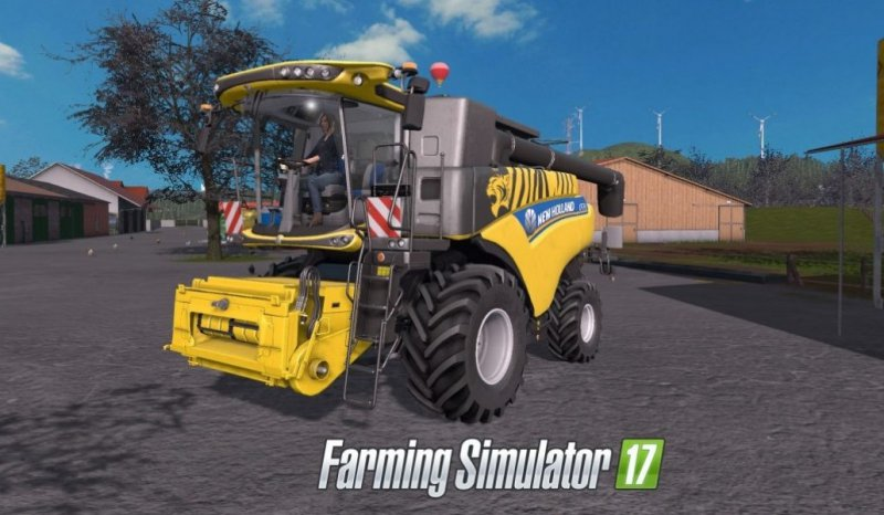 FS17 NEW HOLLAND CR 6.90