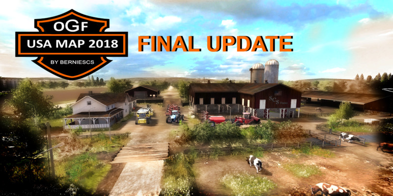 FS17 OGF USA MAP 2018 V3