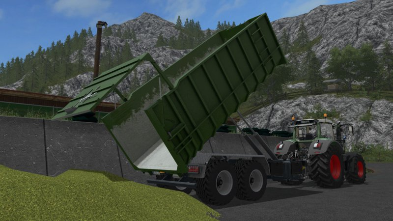 FS17 ROLL-OFF CONTAINER V1.0.0.1