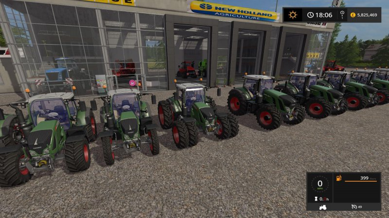 FS17 Fendt Tractor Update by Stevie