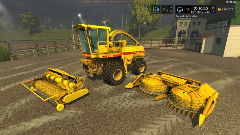 FS17 New Holland 2305 (official)