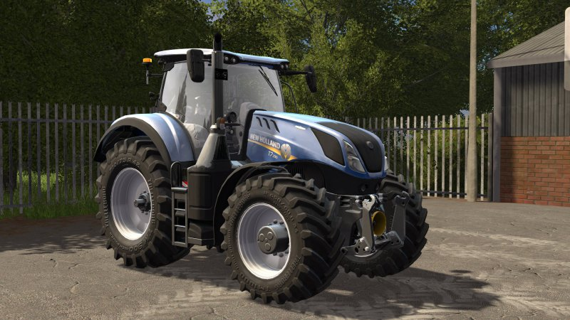 FS17 New Holland T7