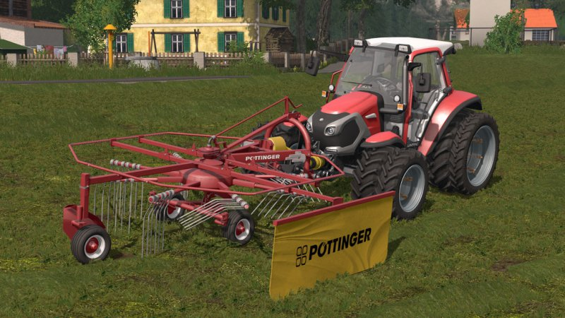 FS17 Pöttinger TOP 280 U v1.2