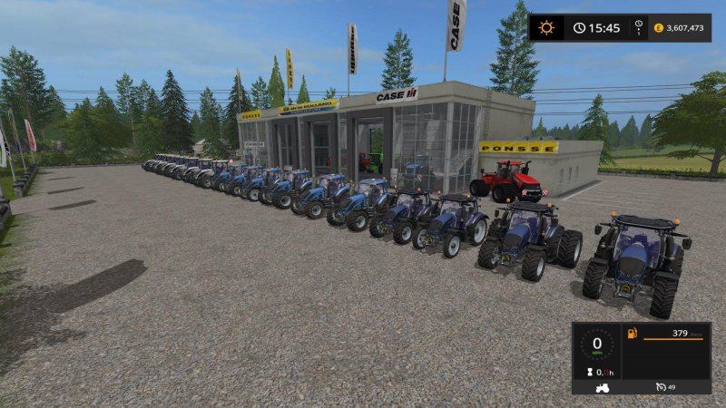 FS17 Valtra Tractor Update by Stevie