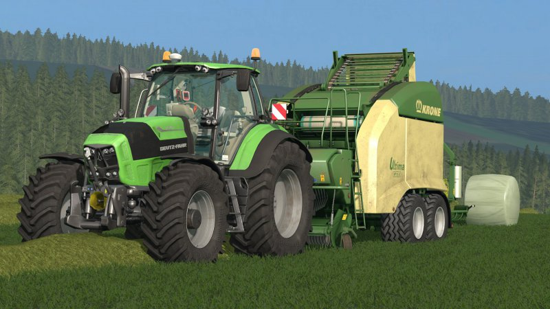 FS17 Deutz-Fahr TTV7 Series V1.1.1.0 MR