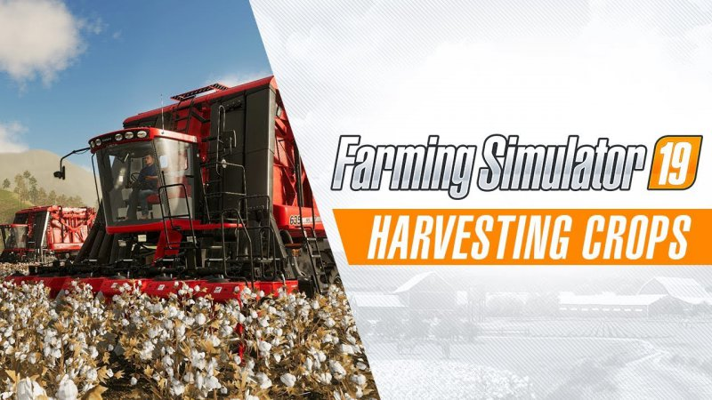 "Farming Simulator 19 | Gameplay ""Żniwa"""