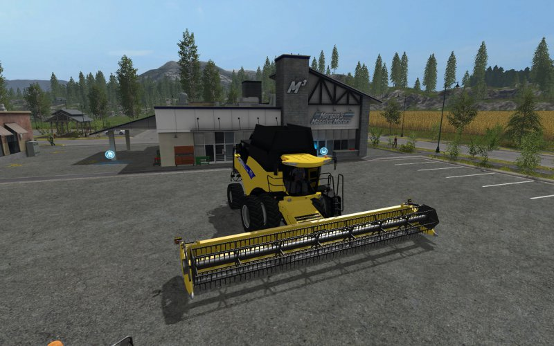 FS17 New Holland CR9090