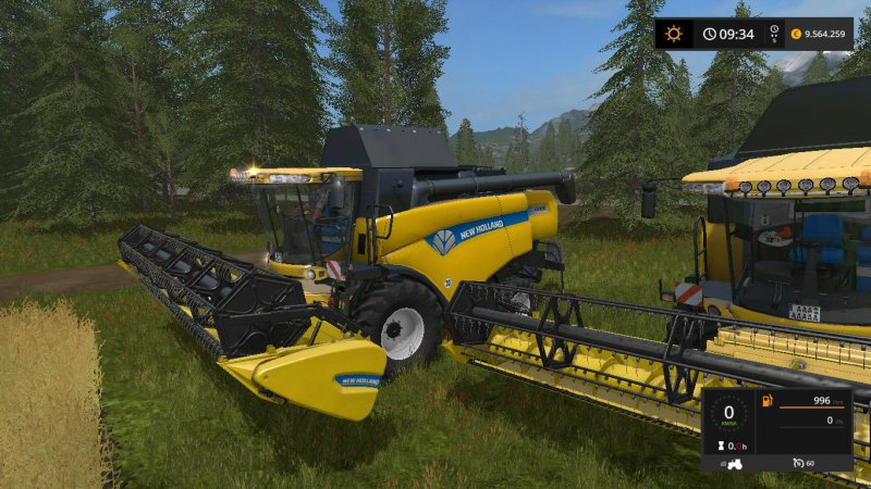 FS17 New Holland CX8080