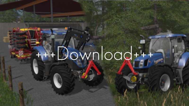FS17 New Holland pack
