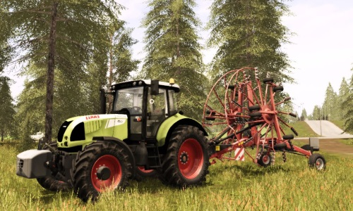 FS17 CLAAS ARION 620 CEBIS V1.0