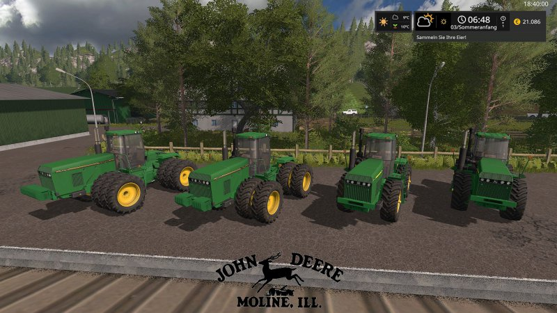 FS17 John Deere 8960/8970 Official