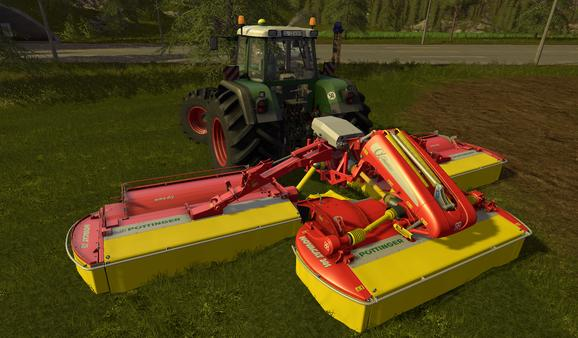 FS17 Pottinger Novacat Pack v1.1