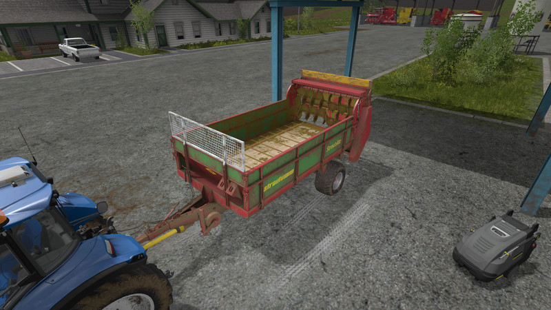 FS17 Strautmann BE5